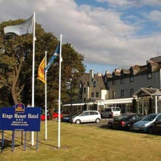 Best Western King's Manor Hotel