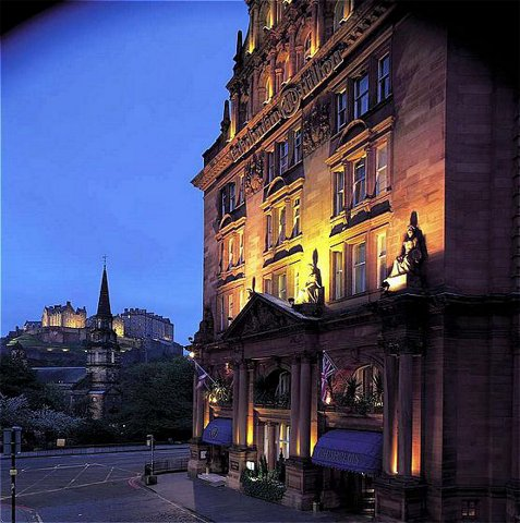 Caledonian Hilton Edinburgh Edinburgh Deals See Hotel Photos