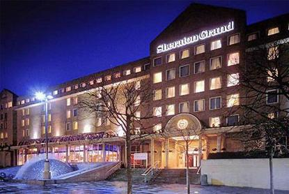 Sheraton Grand Hotel, Edinburgh