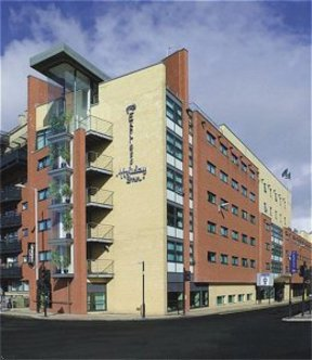 Express By Holiday Inn Glasgow City Riverside