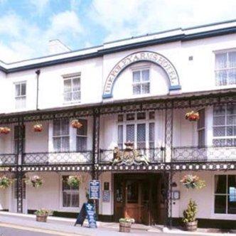Best Western Foley Arms Hotel