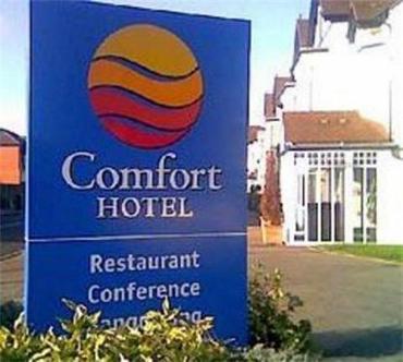 Comfort Inn Harrow