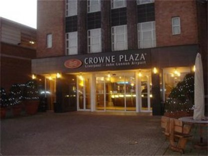 Crowne Plaza Hotel Liverpool John Lennon Airport