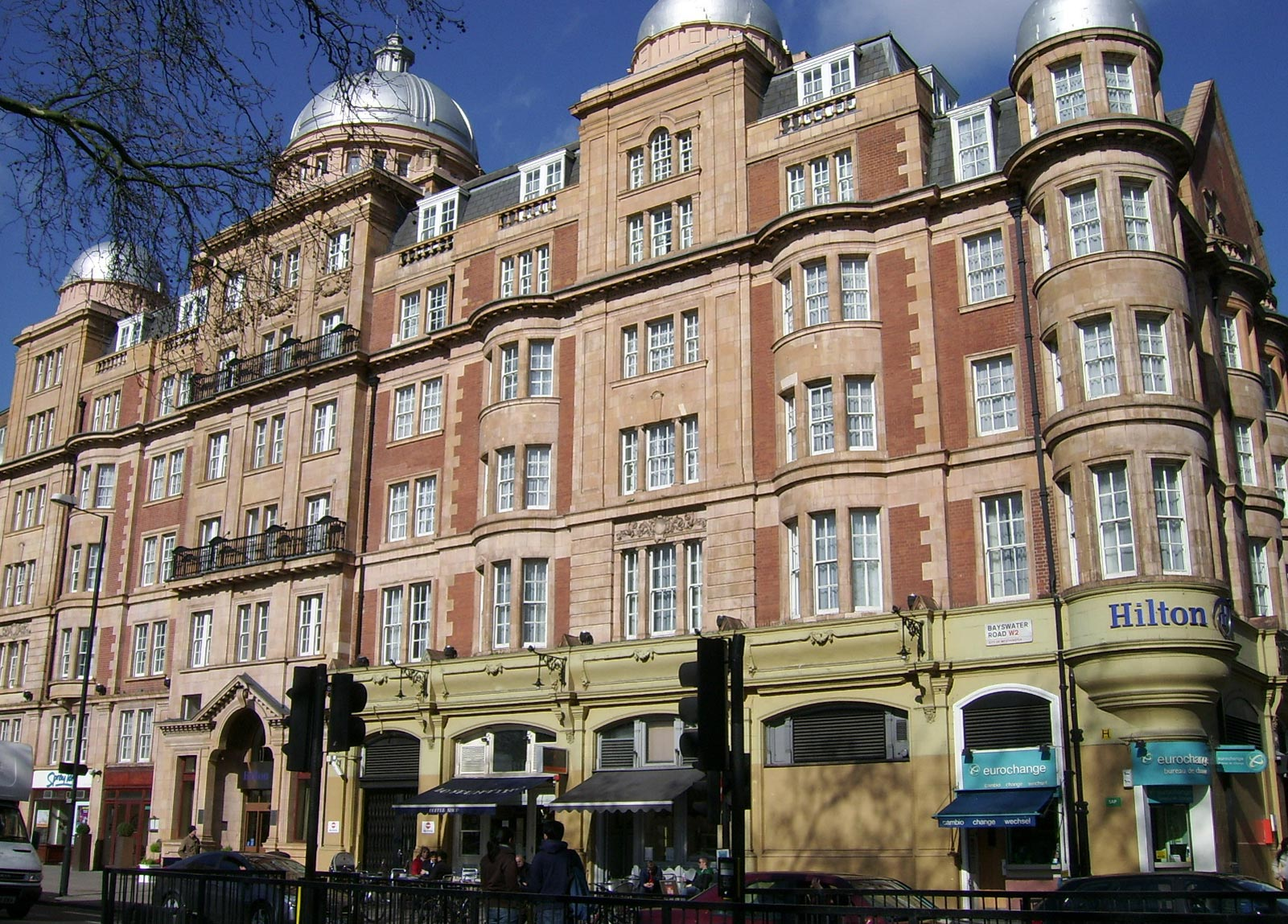 Hilton london hyde park london deals see hotel photos for London hotels
