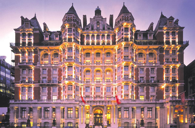 Hilton London Hyde Park Hotel London United Kingdom