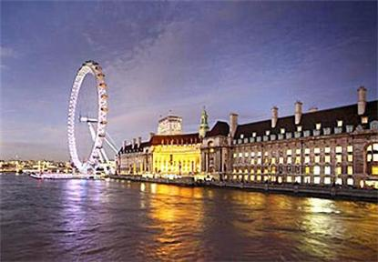 Business Hotel: Crowne Plaza Hotel London - The City