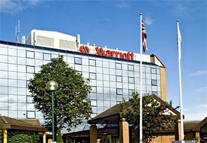 Newcastle  Marriott Metrocentre Hotel
