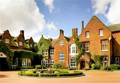 Marriott Sprowston Manor Hotel And Country Club