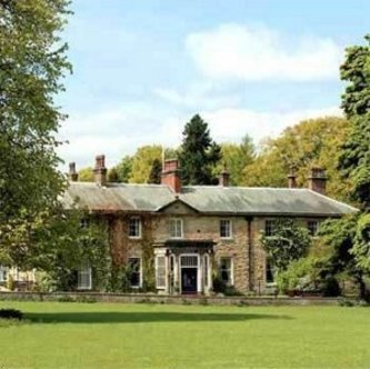 Best Western Whitworth Hall Country Park Hotel
