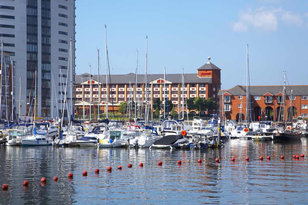 Marriott Swansea