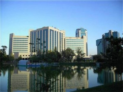 Hotel Intercontinental Tashkent