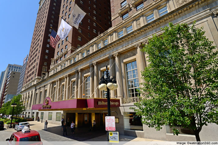 Hilton chicago for Avenue hotel chicago