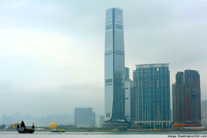 Hong Kong Icc Building