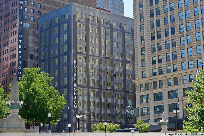 Hotel monaco for Hotel monaco chicago