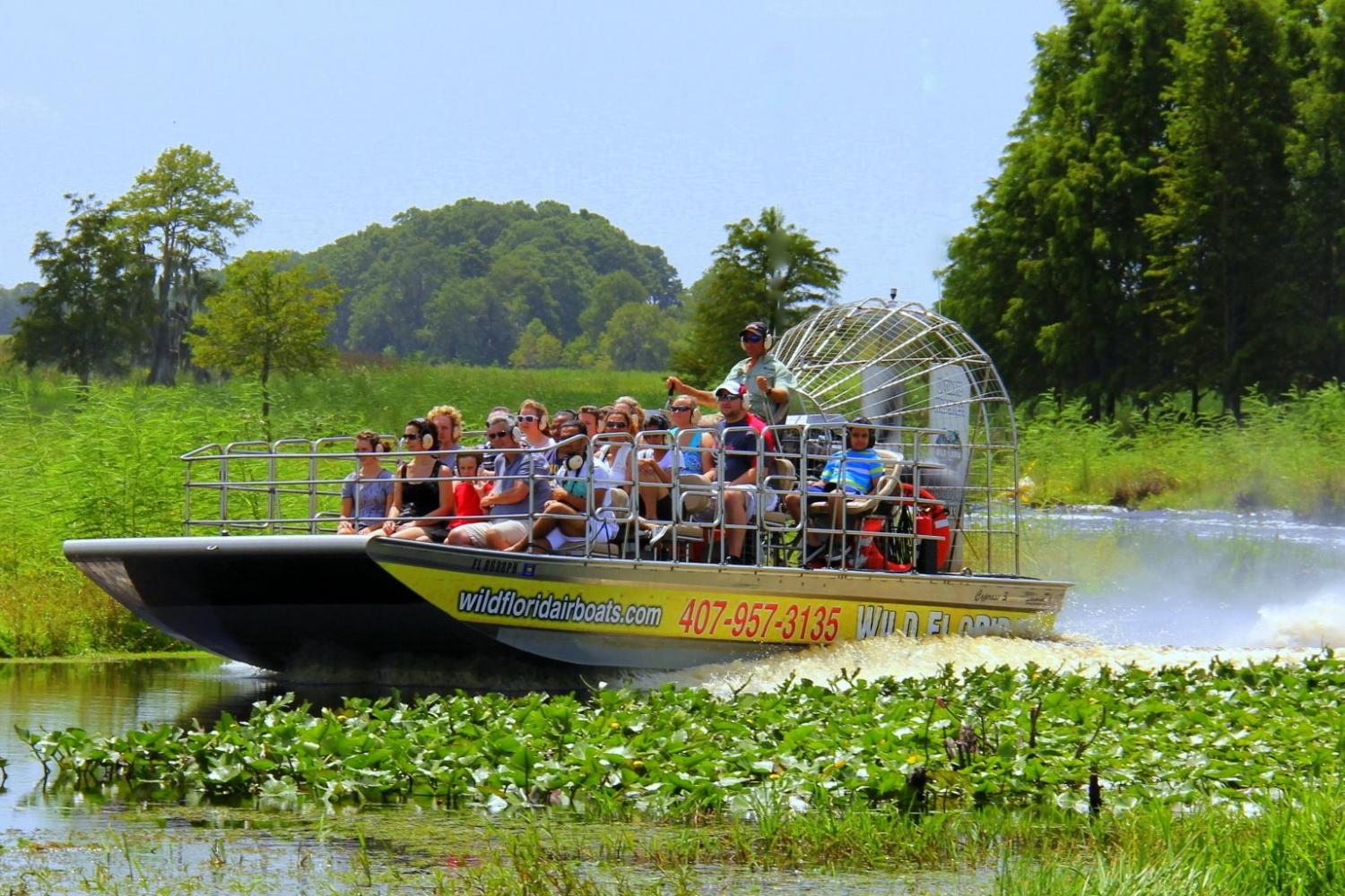 Tours in Everglades National Park