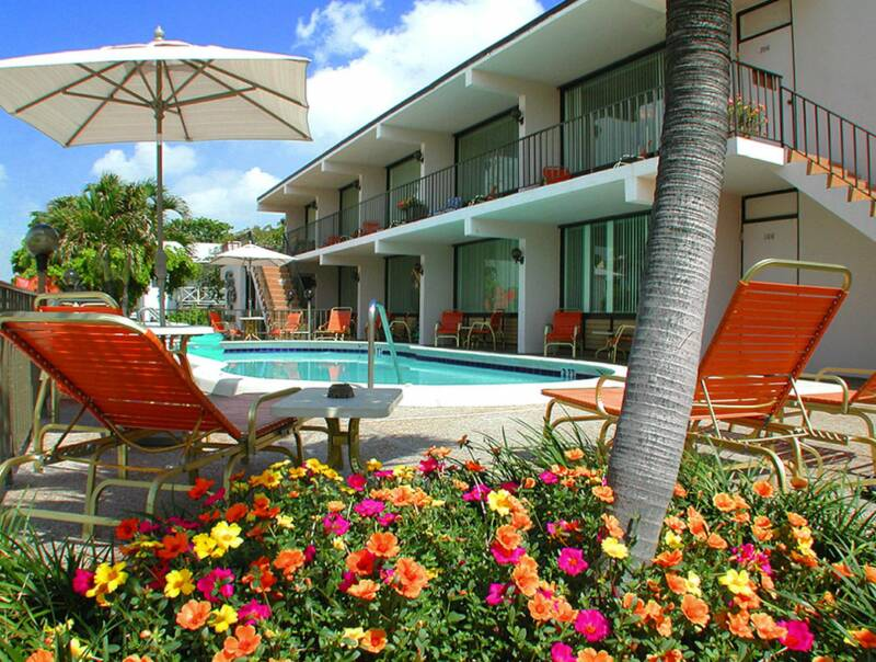 Lauderdale By The Sea Motels - Sea Cliff Motel
