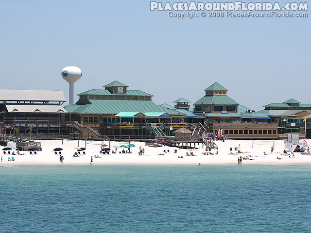 Attractions on Okaloosa Island, Florida