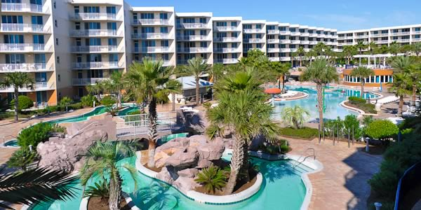 Waterscape Condominiums on Okaloosa Island