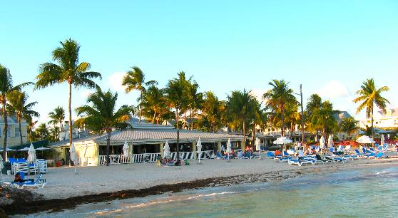 Key West Beach Bars