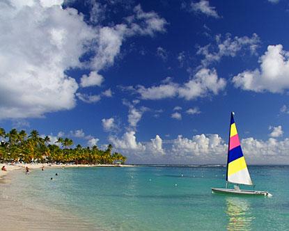 Caribbean Islands In The Caribbean