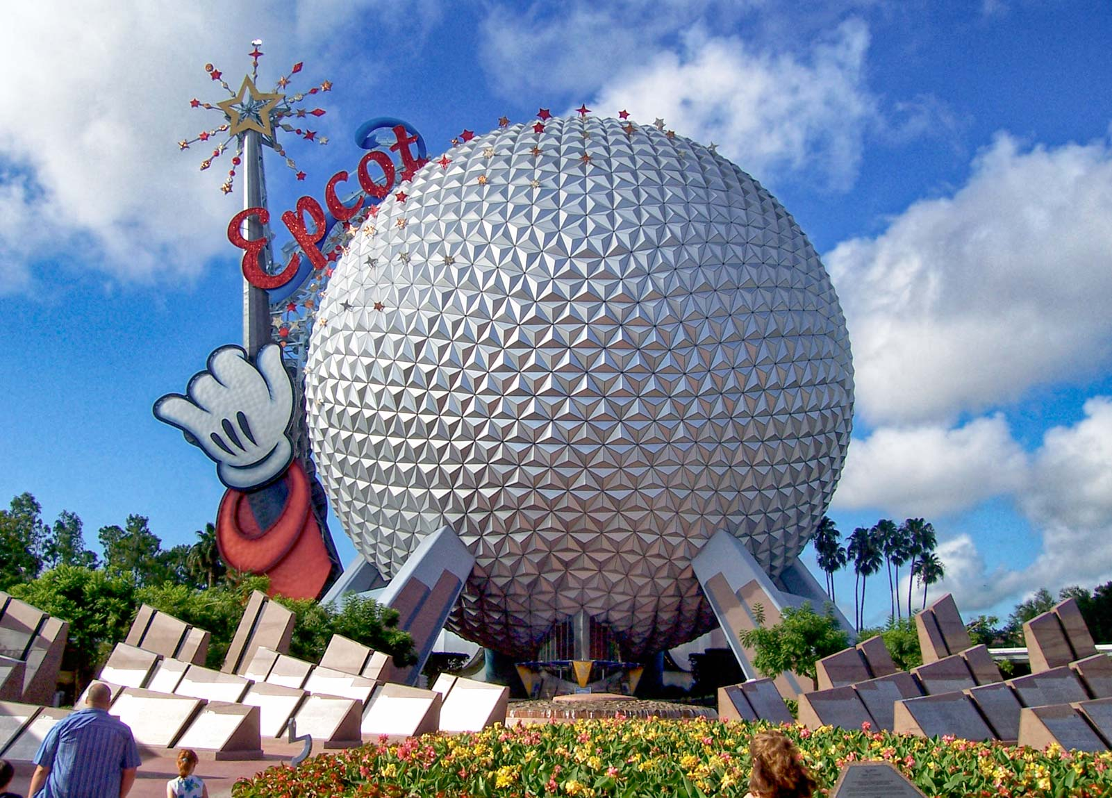 Epcot Center - Epcot Theme Park