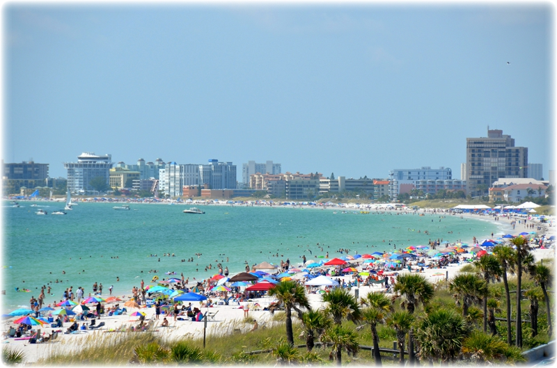 St Petersburg Beaches