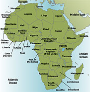 Africa-map-sml