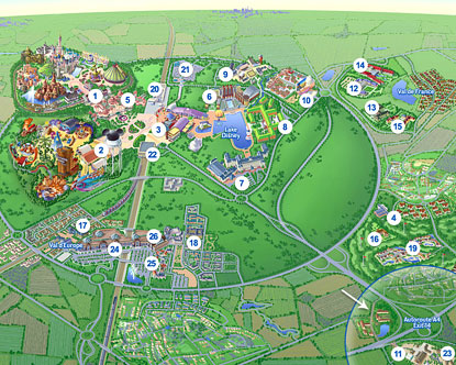 disneyland paris map. Black Bedroom Furniture Sets. Home Design Ideas
