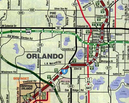 Florida Map Orlando.Orlando Florida Photos Maps News Traveltempters