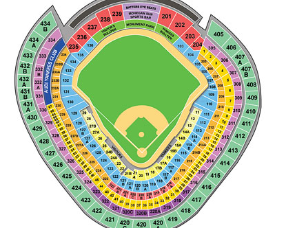 Yankee stadium seating yankee stadium map