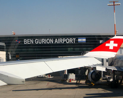Israel Airports Ben Gurion Airport Tel Aviv Airport