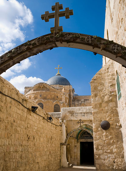 via dolorosa stations of the cross in israel