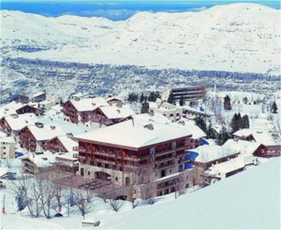 Intercontinental Mountain Resort & Spa Mzaar