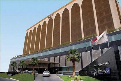 Radisson Sas Hotel Riyadh