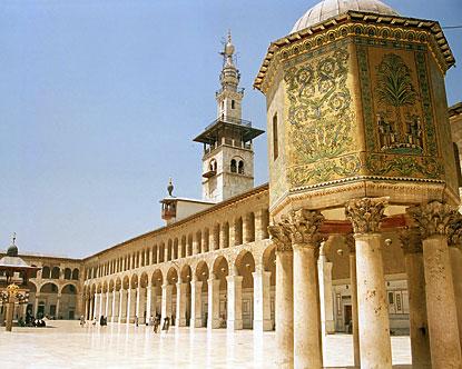 Umayyad Damascus - Umayyad Mosque