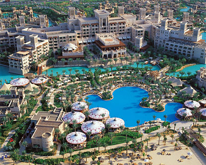 Dubai beach hotels beach resorts dubai for Top resorts in dubai