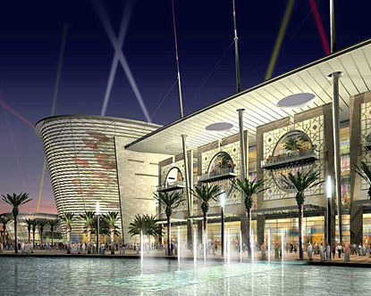 There are more malls in Dubai than anywhere else in the