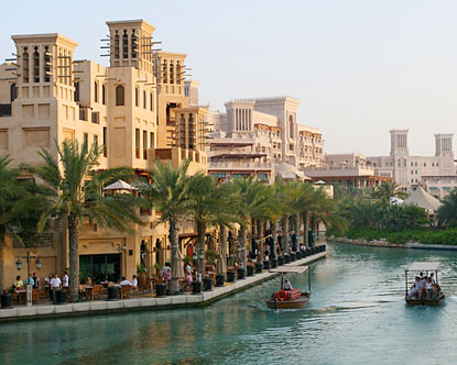 Dubai Resorts