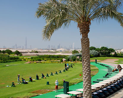 UAE Golf Courses