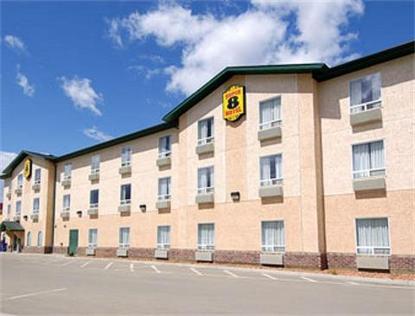 Super 8 Motel Athabasca Alberta