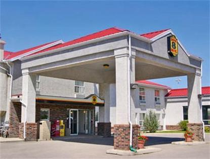 Super 8 Motel   Drumheller