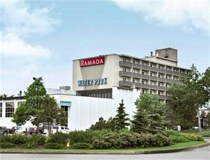 Ramada Inn And Water Park Edmonton South