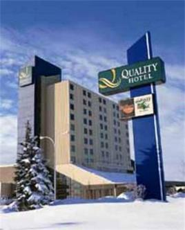 Quality Hotel And Conference Centre