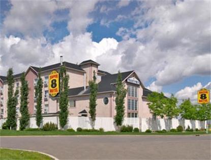 Super 8 Motel   Grande Prairie