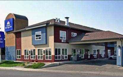 Canadas Best Value Inn   Lethbridge Alberta