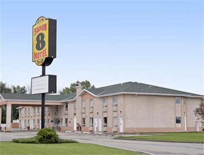 Super 8 Motel   Taber