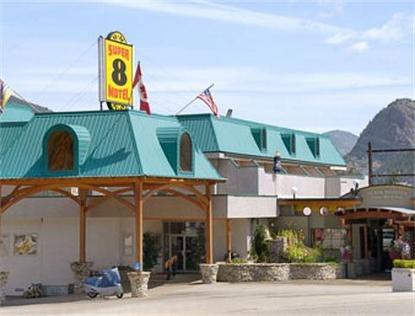 Super 8 Motel Castlegar Bc