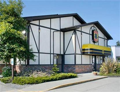 Super 8 Motel  Saanichton Victoria Area