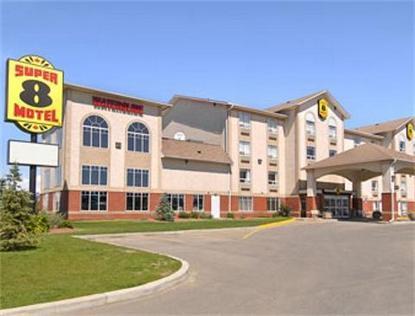 Super 8 Motel Fort St. John, Bc