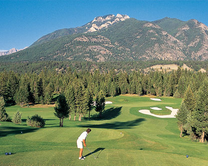 Golf Courses in Whistler BC